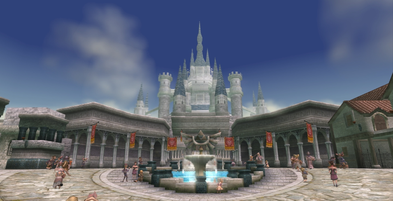 Hyrule Castle Town Twilight Princess Zelda Wiki