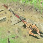 BotW Hyrule Compendium Ancient Spear.png