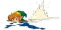 ALttP Link Swimming Artwork.png