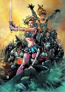 Grimm Fairy Tales Presents Realm War Vol 1 1-B-PA