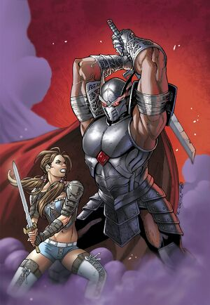Grimm Fairy Tales Presents Oz Reign of the Witch Queen Vol 1 3-PA.jpg