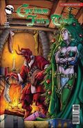 Grimm Fairy Tales Holiday Special Vol 1 5-B
