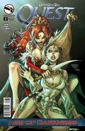 Grimm Fairy Tales Presents Quest Vol 1 3-C