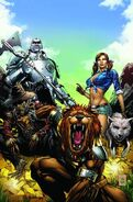 Grimm Fairy Tales Presents Oz Vol 1 2-B-PA