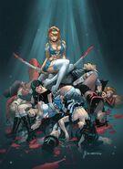 Cinderella Serial Killer Princess Vol 1 4-PA