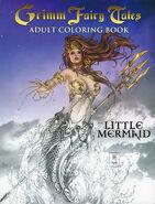 Grimm Fairy Tales Adult Coloring Book Vol 1 2