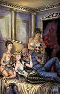 Grimm Fairy Tales Presents Realm War Vol 1 5-D-PA