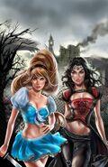 Grimm Fairy Tales Presents Cinderella Vol 1 1-C-PA