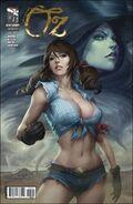 Grimm Fairy Tales Presents Oz Vol 1 1-B