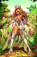 Grimm Fairy Tales Presents Oz Vol 1 4-D-PA