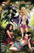 Grimm Fairy Tales Presents Oz Vol 1 6-C