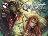 Grimm Fairy Tales Presents: Quest Vol 1 2