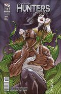 Grimm Fairy Tales Presents Hunters The Shadowlands Vol 1 4-C