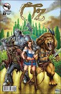 Grimm Fairy Tales Presents Oz Vol 1 5-B
