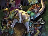 Zombies vs Cheerleaders 2015 St. Patty's Day Vol 1 1