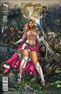 Grimm Fairy Tales Presents Oz Vol 1 2-C