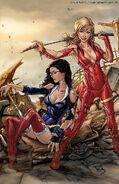 Grimm Fairy Tales Presents Realm War Vol 1 2-D-PA