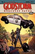 Grimm Fairy Tales Presents Godstorm Hercules Payne Vol 1 1-D