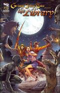 Grimm Fairy Tales Presents The Library Vol 1 3