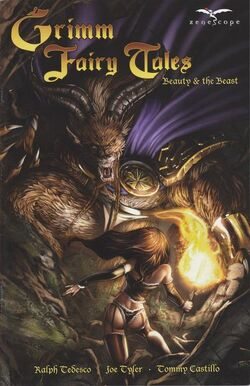 Grimm Fairy Tales Beauty and the Beast Vol 1 1.jpg