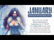 Zenescope's Winter Wonderland Livestream