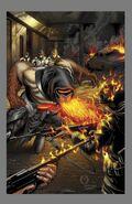 Grimm Fairy Tales Presents Realm War Vol 1 4-D-PA