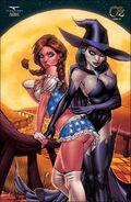 Grimm Fairy Tales Presents Oz Vol 1 5-E
