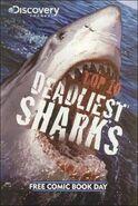 Top 10 Deadliest Sharks Dinosaurs and Prehistoric Predators Vol 1 1