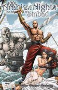 1001 Arabian Nights The Adventures of Sinbad Vol 1 0