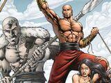 1001 Arabian Nights: The Adventures of Sinbad Vol 1 0