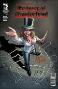 Grimm Fairy Tales Presents Madness of Wonderland Vol 1 2-B