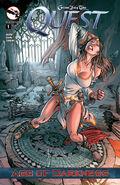 Grimm Fairy Tales Presents Quest Vol 1 1-B