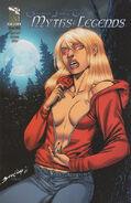 Grimm Fairy Tales Myths & Legends Vol 1 5-B