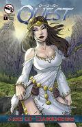 Grimm Fairy Tales Presents Quest Vol 1 1-C