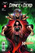 Grimm Fairy Tales Dance of the Dead Vol 1 1