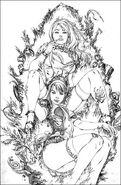 Escape from Wonderland Vol 1 4-E