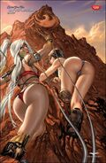 Grimm Fairy Tales Myths & Legends Vol 1 17-E