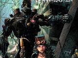 Van Helsing vs. Frankenstein (TPB) Vol 1 1