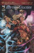 Grimm Fairy Tales Myths & Legends Vol 1 6-B