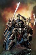 Grimm Fairy Tales Presents Realm War Vol 1 2-C-PA