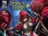 Grimm Fairy Tales Presents Robyn Hood Verses Red Riding Hood Vol 1 1