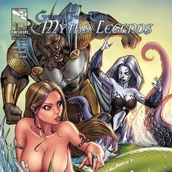 Grimm Fairy Tales Myths & Legends Vol 1 17