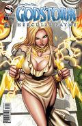 Grimm Fairy Tales Presents Godstorm Hercules Payne Vol 1 1-C