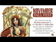 Zenescope Fall Fest