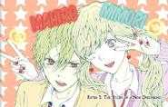 Mahiro and Mimori