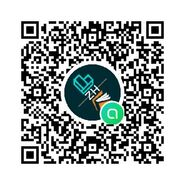 Fandom Gamepedia-zh LINE OpenChat QR code with icon
