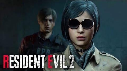 Resident Evil 2 Remake - Official Story Trailer TGS 2018