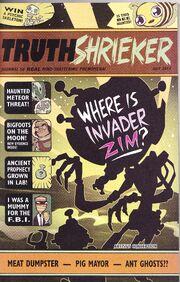 TruthShrieker (Issue-0) Cover.jpg
