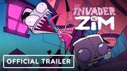 Netflix's Invader Zim Enter the Florpus - Official Trailer