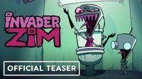 Netflix's Invader Zim Enter the Florpus - Official Teaser Trailer